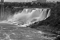 Niagara - American Falls - 1986