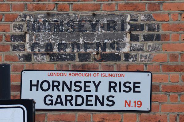 Hornsey Rise Gardens, N19