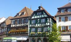 Obernai (Fr).