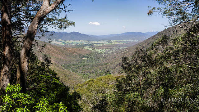 View from Clarkes Lookout