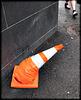 Sorting hat lurking behind the corner