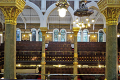 new west end synagogue, bayswater, london