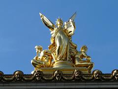 Statuo de Apolono (Operejo Garnier)