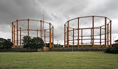 Spa Fields Gasworks