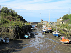 Amlwch Habour Anglesey North Wales.