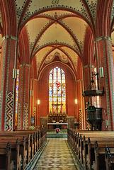 Sternberg, Stadtkirche St. Maria und St. Nikolaus