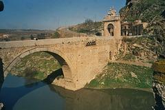 ES - Toledo - Puente de Alcántara