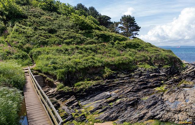 Wanderung an der Küste (PiP)