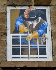 Knaresborough- Puritan