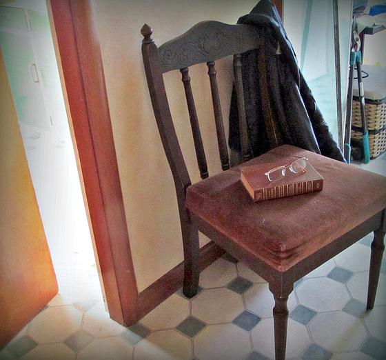 Chair.  #21