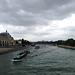 Paris. Péniches
