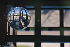 HFF in der Kugel - HFF in the glass sphere