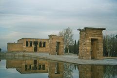 ES - Madrid - Templo de Debod