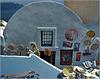 Santorini : Una bottega di arte greca in Oia - (992)