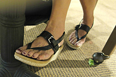 style co sandals