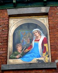 Knaresborough- Eleanor of Aquitaine
