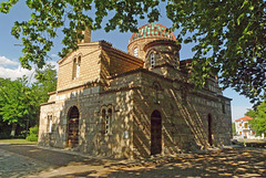 Greece - Tegea, Church of the Dormition of the Virgin Mary