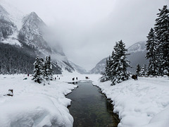 The beauty of Lake Louise
