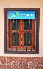Movistar window