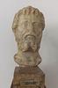 Portrait of Septimius Severus in the Bardo Museum, June 2014