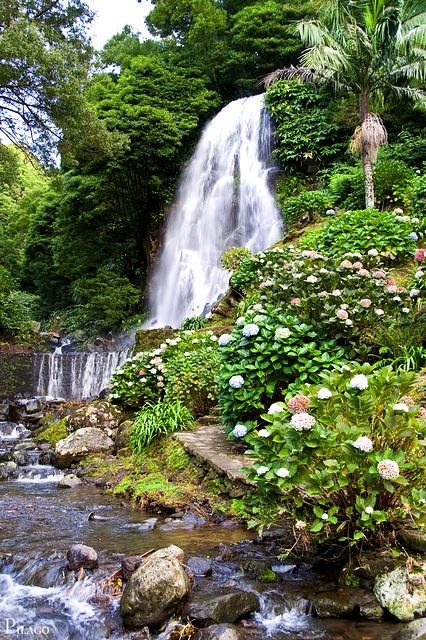 Parque Natural da Ribeira dos Caldeirões, São Migu