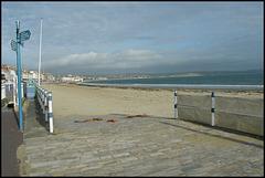November seaside