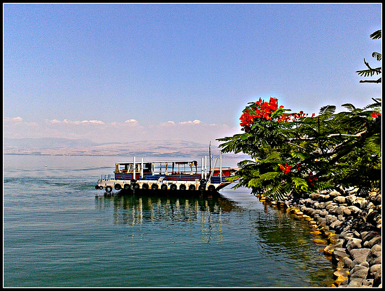 Kibut Ein Gevi (Israel)