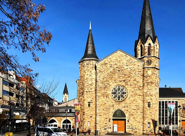 DE - Bad Neuenahr - DE - Bad Neuenahr - Martin-Luther-Kirche
