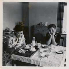 Breakfast on Holiday, 1949
