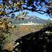 Abantos and San Lorenzo de El Escorial from the Herreria Woods