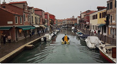 Murano got canals too