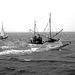 Fischerboot Eider