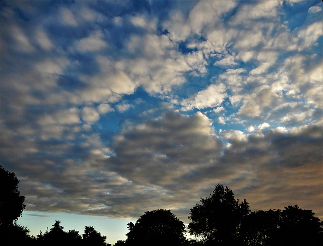 ciel d'hier soir,,,