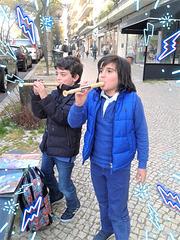 Concert for Fifes & Kids in C minor, op.00