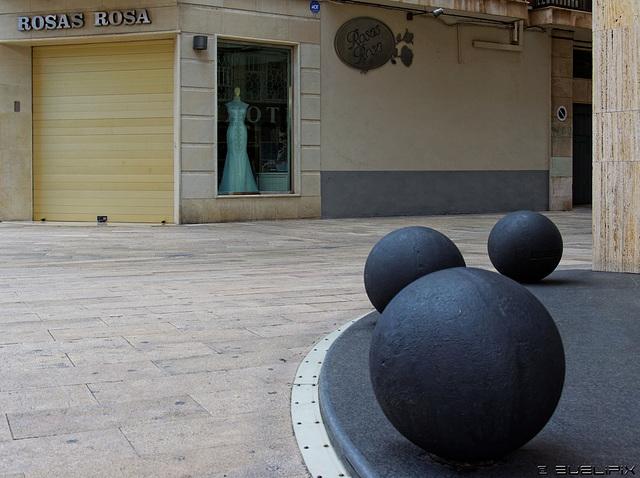 Valencia ... zum kugeln (© Buelipix)