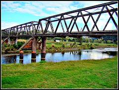 Bridge at Manunui.