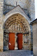 Villeneuve-l'Archevêque . Notre Dame