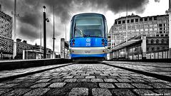Tram lines