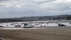View towards Bideford from our seat