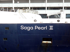 Saga Pearl  II    Logo