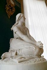 ''Jeanne d'Arc écoutant ses voix'' (Henri Chapu - 1873)