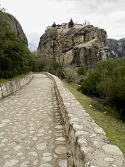 Monastery of the Holy Trinity, Meteora 02