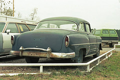 1954 Chevrolet 210 Two-Door Sedan