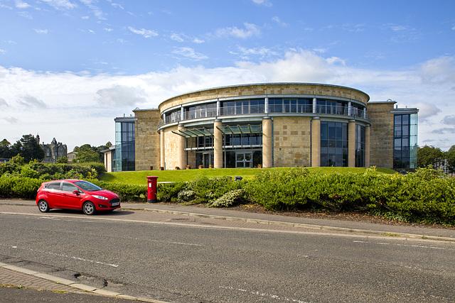 School of Management, The Gateway, North Haugh, University of St Andrews