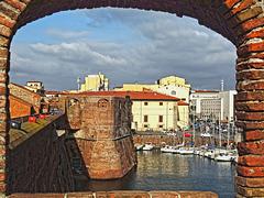 Livorno, la Fortezza Vecchia