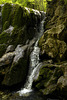 Боковой поток водопада Серебряные Струны