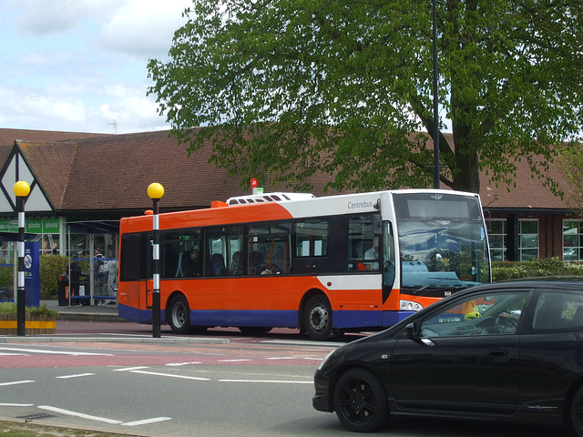 DSCF9071 Centrebus K6 YCL (YN06 TGE) - 30 April 2015