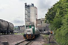 Industrial railways at Hope