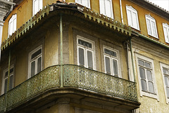 Bragança, Varandas