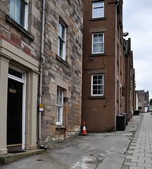 Scotland St. Cuthbert's Way (PiP) Jedburgh